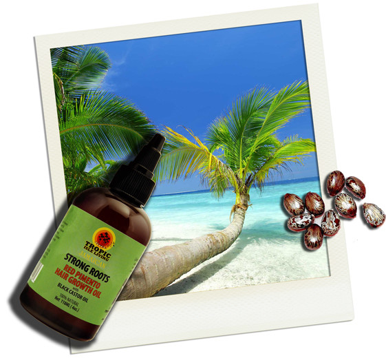 Rizinusöl aus Jamaika