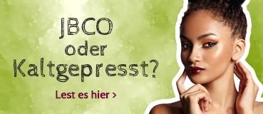 JBCO oder kaltgepresstes Rizinusöl